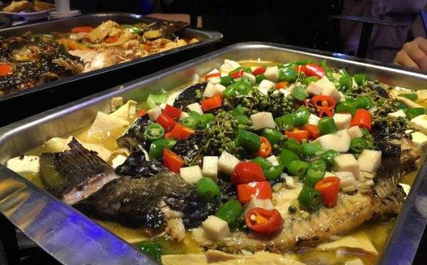 半天妖青花椒烤魚,口味奇絕營養豐富的風味烤魚