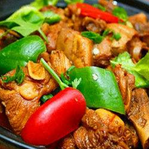 金沸百味黄焖鸡米饭