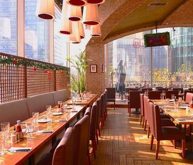 锦江拉丁餐厅