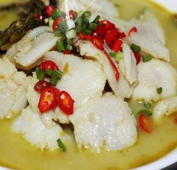 老调酸菜鱼米饭