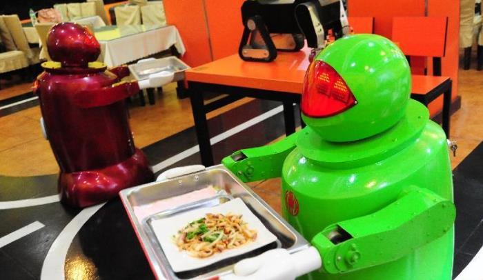 魔力機器人餐廳加盟費用多少 中餐加盟怎么樣