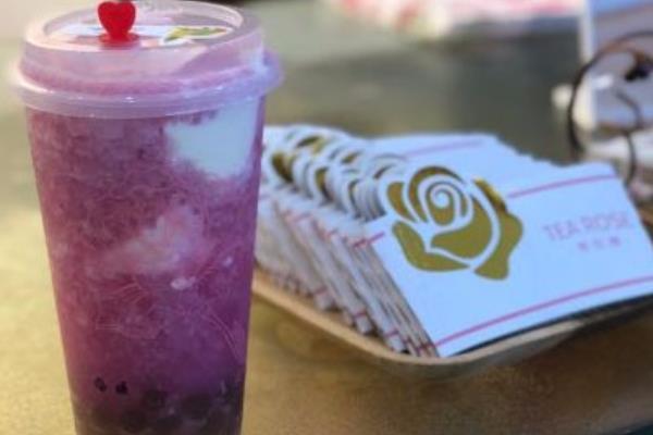 茶玫瑰加盟费用多少 奶茶加盟怎么样