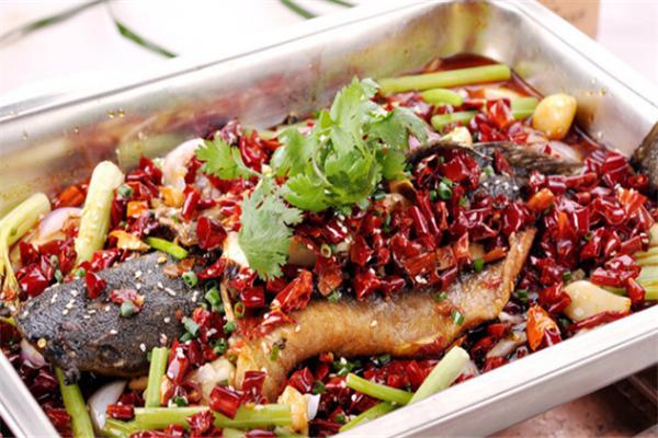 重慶雞公煲村夫烤魚加盟費用多少 烤魚加盟怎么樣