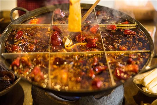 牛味香天火锅加盟产品图