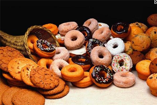 麥納滋甜甜圈加盟